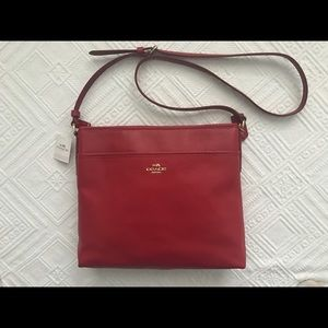 Coach Women's Crossbody / File Bag / Purse
